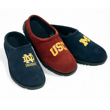 The Alma Mater Slippers.