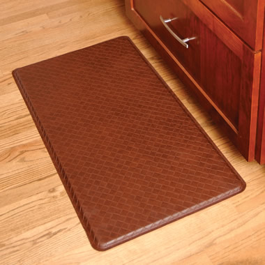 The Fatigue-Relieving Gel Kitchen Mat.