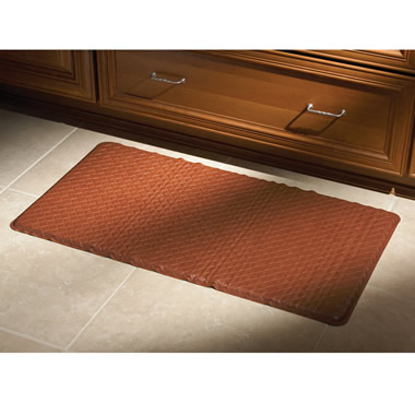 The Fatigue Relieving Gel Kitchen Double Mat.