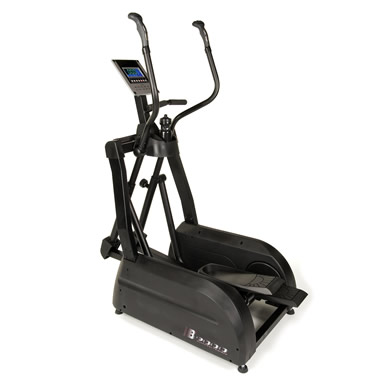 The Adjustable-Stride Home Elliptical Trainer.