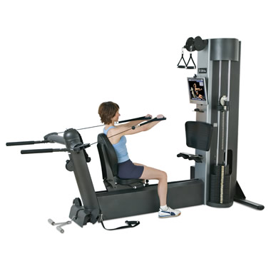 The Only Interactive Personal Trainer System