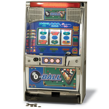 The Authentic Skill Stop Slot Machine.
