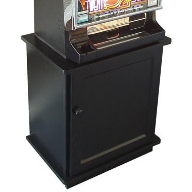 Slot Machine Stand.