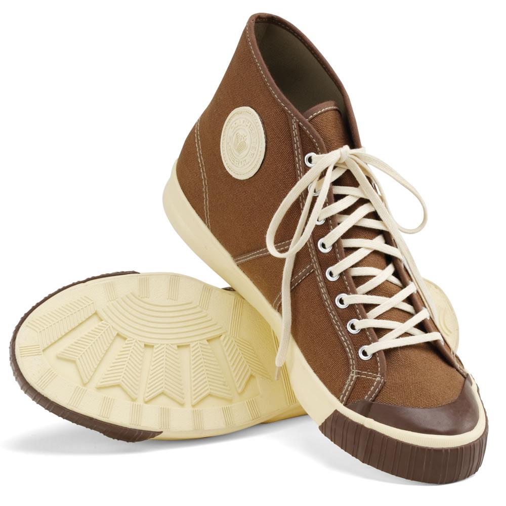 The Original 1892 Basketball Shoes Hammacher Schlemmer