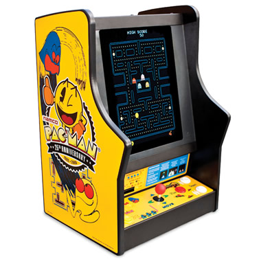 The Authentic Pac-Man Tabletop Game
