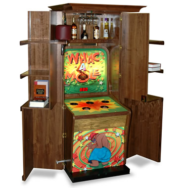 The Personalized Whac-A-Mole Game