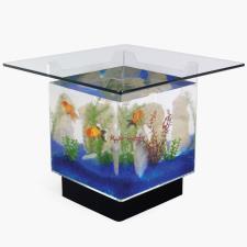 The Aquarium End Table (15 Gallon)