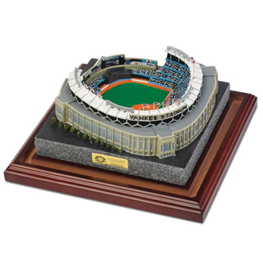 The Authentic Replica MLB Stadiums.