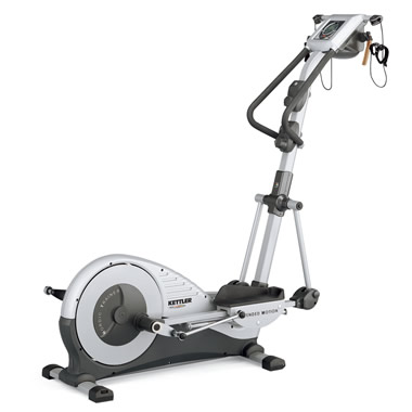 The Whole Body Elliptical Trainer