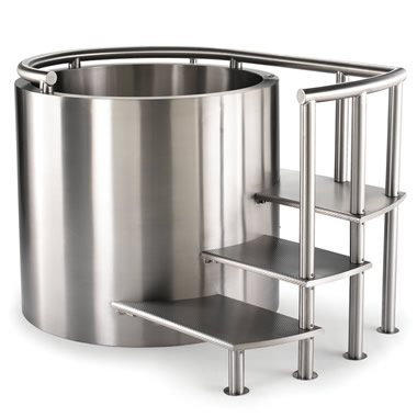 The Stainless Steel Ofuro