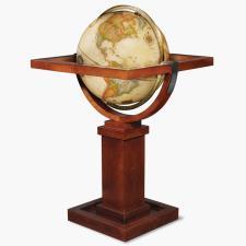 The Frank Lloyd Wright Floor Globe