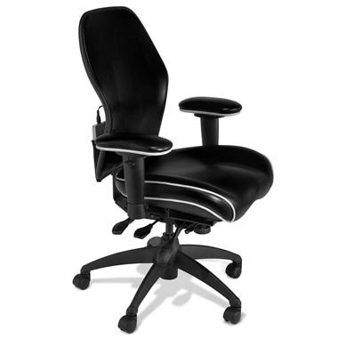 The Heated Lumbar Office Chair.