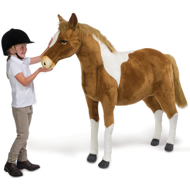 The 5 Ft. Realistic Paint Pony.