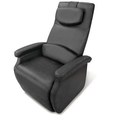 The Back Pain Relieving Heated Armchair.