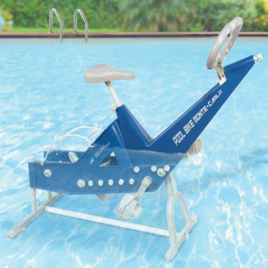 The In Pool Exercise Bike.