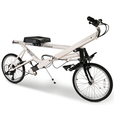 The Rowcycle.