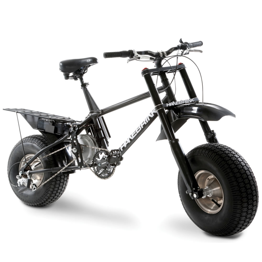 The Only All Terrain Electric Bicycle Hammacher Schlemmer