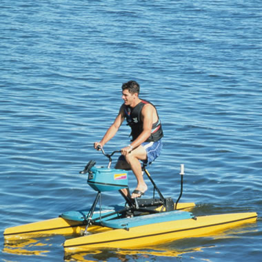 The Hydrocycle (Single Rider)