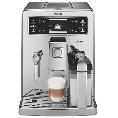 The Fingerprint Recognizing Espresso Machine