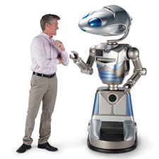 The Celebrity Robotic Avatar