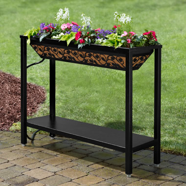 The Self-Watering Patio Planter