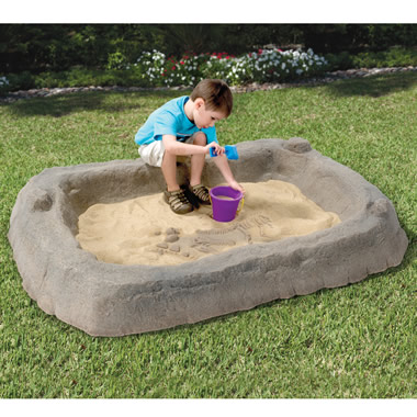 The Landscape Architects Sandbox.