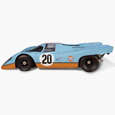 The Porsche 917 Le Mans Raceway