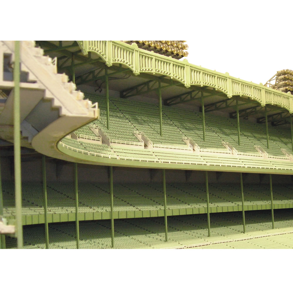 The museum quality 18 scale 1961 yankee stadium hammacher schlemmer the museum quality 18 scale 1961 yankee stadium malvernweather Image collections