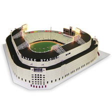 The Museum Quality 1/8 Scale 1961 Yankee Stadium