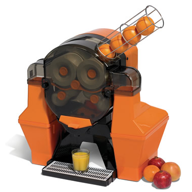 The Commercial Juicer.