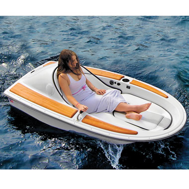 One-Person Electric Watercraft.