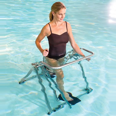 The In Pool Exercise Glider