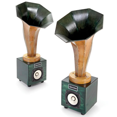 The Holographic Hornlet Speakers