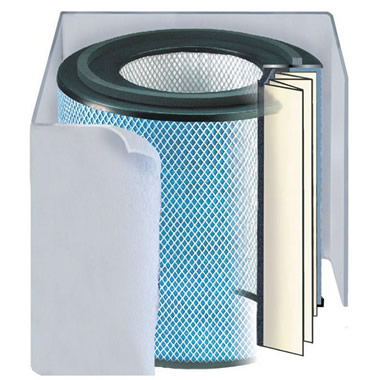 Replacement Filter for The Military Grade Air Purifier (Medium).