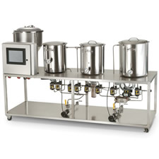 The Professional Microbrewery