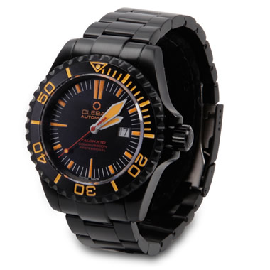 The Midnight Zone Diver's Watch