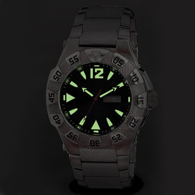 The Most Visible Diver's Watch