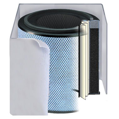 Replacement Filter for The Bedroom Air Purifier.