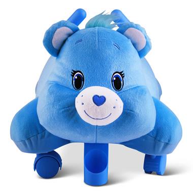 Care Bear Transformable Plush Blue