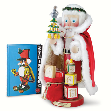 The Genuine Steinbach Nutcracker