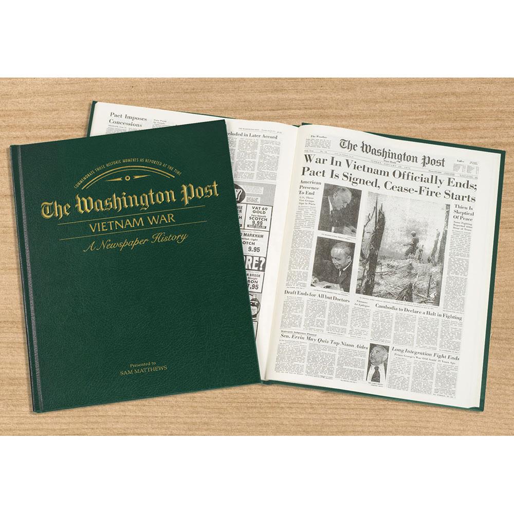 c165a83b7b81a5 The Original Vietnam War Articles Of The Washington Post - Hammacher ...