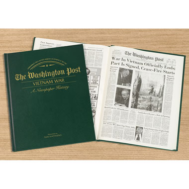 The Original Vietnam War Articles Of The Washington Post - Cover and interior page shown