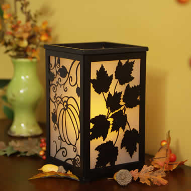 The Four Seasons Flameless Lantern