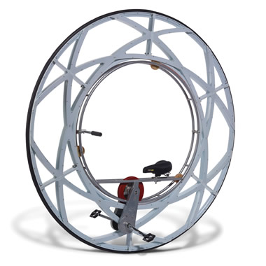 The Olympic Ceremony Monowheel