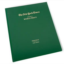 The Original WWII Articles Of The New York Times