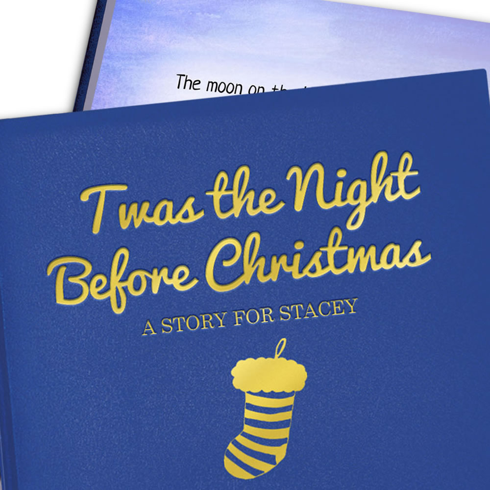 the personalized children s twas the night before christmas book
