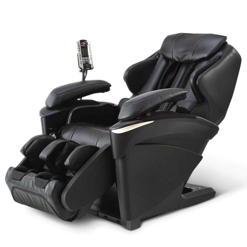 The Heated Full Body Massage Chair Hammacher Schlemmer