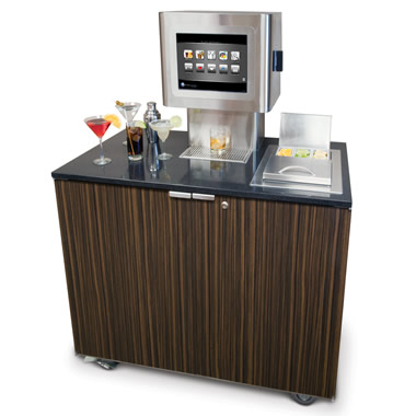 The Robotic Bartender