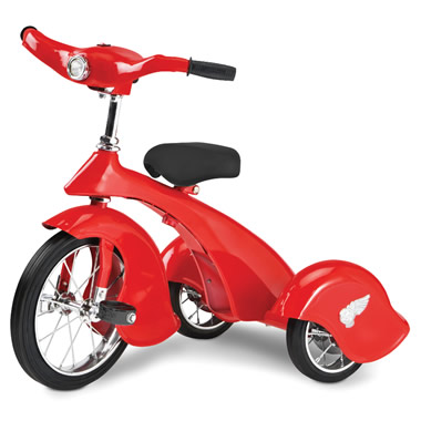 The Personalized Classic Van Doren Tricycle