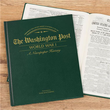 The Original WWI Articles Of The Washington Post